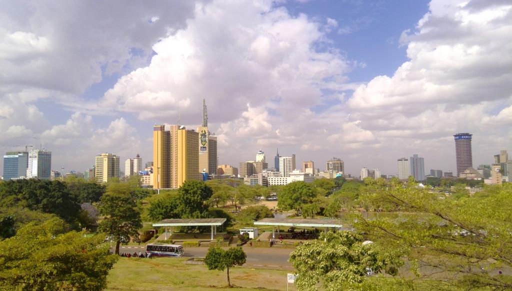 ナイロビシティ
